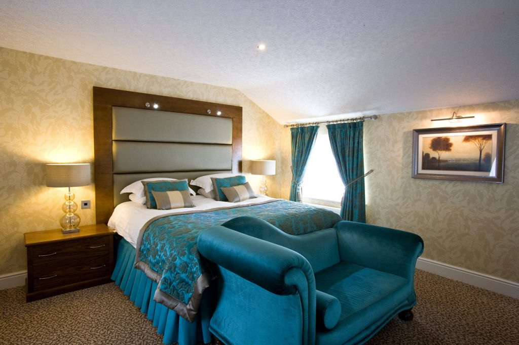 Skiddaw Blue Bedroom