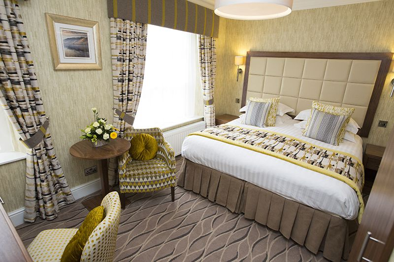 Skiddaw Hotel, Bedroom