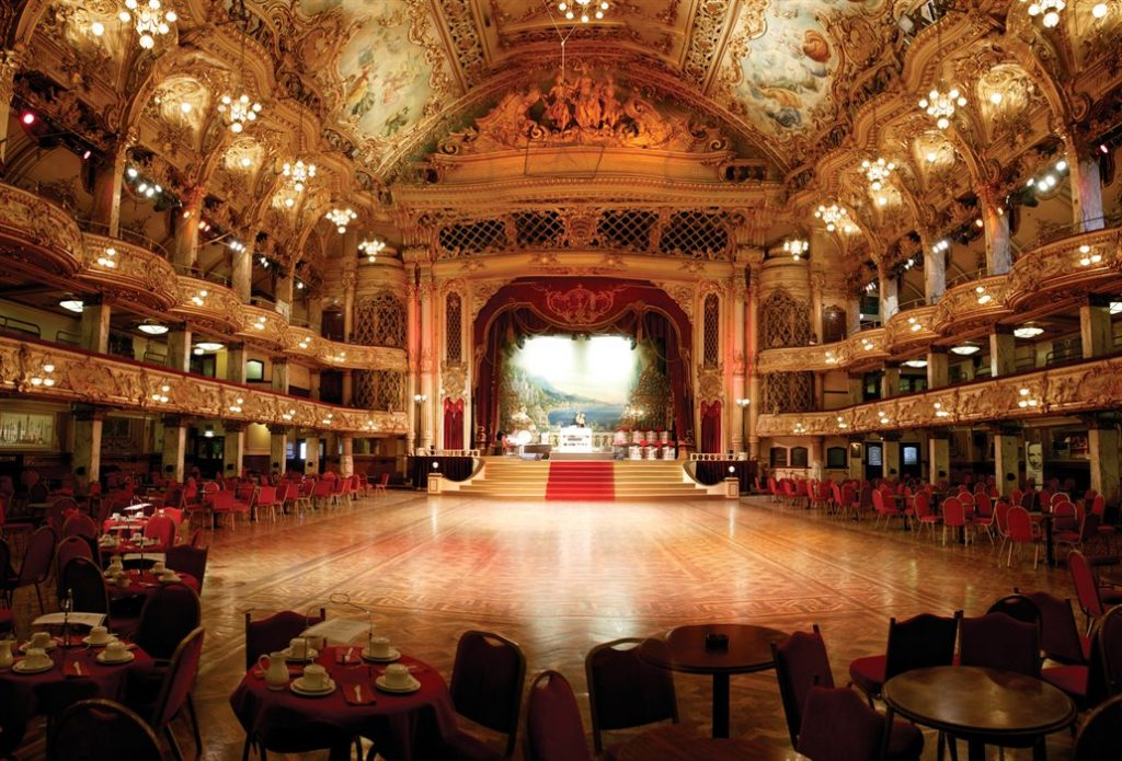 Ball Room Blackpool