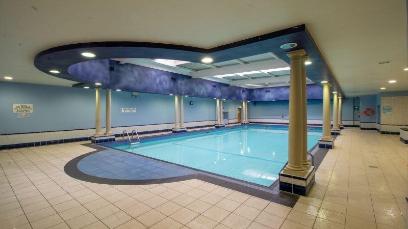Brandon Hotel Pool