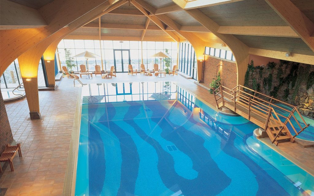 Ferrycarrig pool