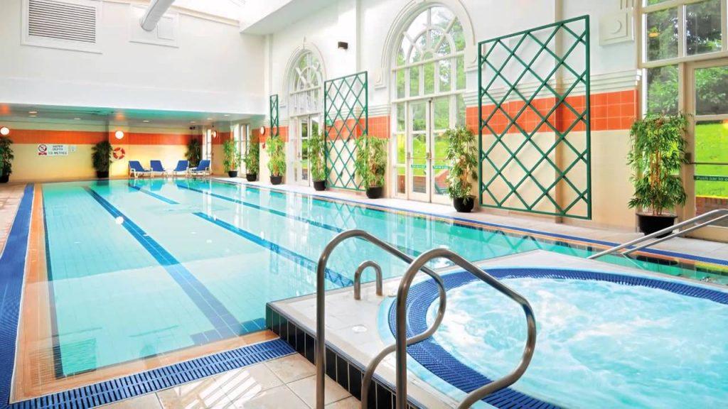 Nidd Hall Pool