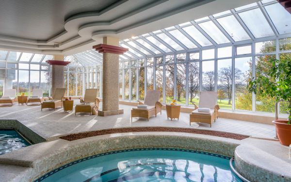 Slieve Russell Hot Tub