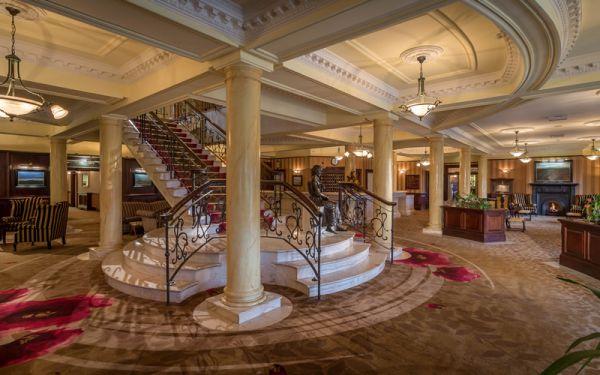 Slieve Russell Hotel Inside